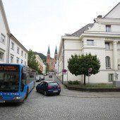 Bregenz: 60 Prozent der Wege ohne Auto