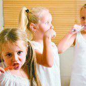 Karies bei Kleinkindern ist weiter rückläufig