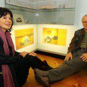 Hohe Auszeichnung für das bekannte Schriftstellerpaar
