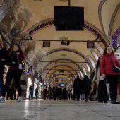 Der Große Basar in Istanbul wird saniert