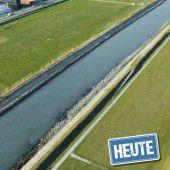 Kampf für Öko-Oase am Rhein