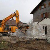 Göfis: Zubau des Altenheims wird abgerissen