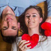 Valentinstag soll wieder die Herzen beflügeln