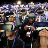 Virtual Reality stahl dem Galaxy S7 die Show