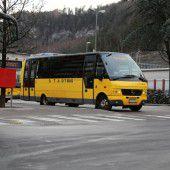 Die Busse sollen öfters fahren