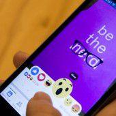 Facebook führt fünf neue Symbole ein