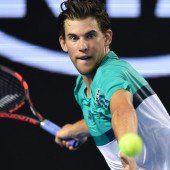 Thiem in Buenos Aires um Einzug ins Halbfinale