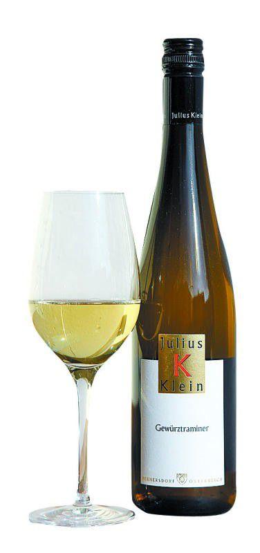 Ein aromareicher und ausgewogener Wein.