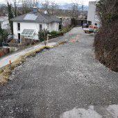 Aufwendige Sanierung am Kobelweg