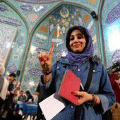Erste Wahlen im Iran nach Atomdeal