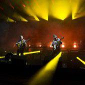Radiohead und Mumford & Sons kommen zum 40. Geburtstag  des Openair in St. Gallen