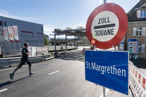 Die Schweiz soll zur Europäischen Union, findet die Nebs. VN/Stiplovsek
