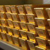 Kleines Gold-Comeback in unsicheren Zeiten
