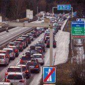 Verkehr auf Autobahn seit 2010 deutlich gestiegen