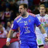 Kozina holt mit Kroatien Bronze