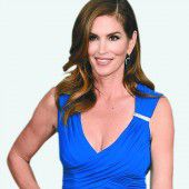 Cindy Crawford vor Karriereende