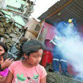 Zika-Virus wird zur globalen Bedrohung
