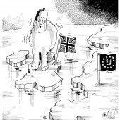 Britische Eiszeit!