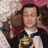 Hasty Pudding für Joseph Gordon-Levitt