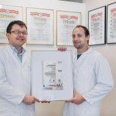 Broger erhält IFS Food Zertifizierung