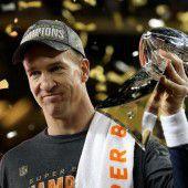 Klarer Sieg für Broncos