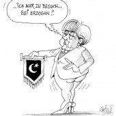 Türkei-Flüchtling!