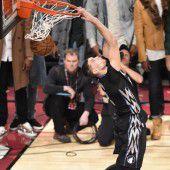 LaVine gewinnt Slam Dunk Contest