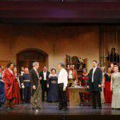 Operette Balzers präsentiert Die Fledermaus