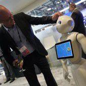 Roboter Pepper spricht 20 Sprachen