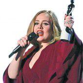 Preise für Adele und Coldplay bei Brit-Awards