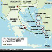 Athener Botschafterin aus Wien abgezogen