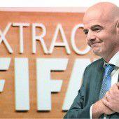 Infantino ist neuer FIFA-Boss – Reformpaket verabschiedet