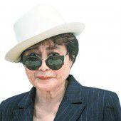 Yoko Ono aus Spital entlassen