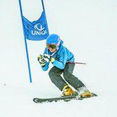 Ein Skitraining der besonderen Art