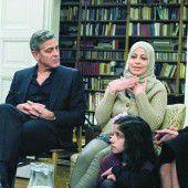 George Clooney trifft Flüchtlinge