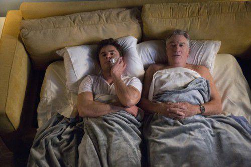"""In """"Dirty Grandpa"""" trifft ein draufgängerischer Großvater auf seinen spießigen Enkel."""