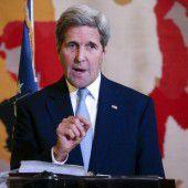 Kerry fordert mehr Einsatz gegen den IS