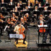 Spezieller Cellomarathon von höchster Güte