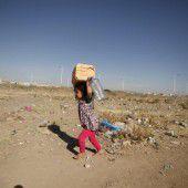 Wassermangel bedroht Milliarden Menschen