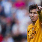 Messi wird bei den Spielen in Rio nicht spielen