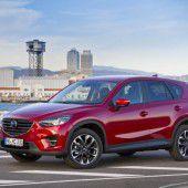 Mazda wächst weiter deutlich