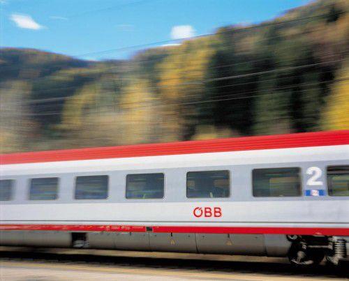 Mit der Bahn unterwegs in Vorarlberg und Tirol: Für Studenten soll das günstiger werden.
