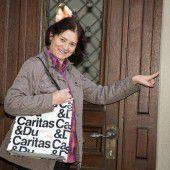 Caritas startet im März neue Haussammlung