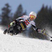 Skidress statt Brautkleidschau