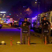 Tödlicher Anschlag auf Militärkonvoi in Ankara