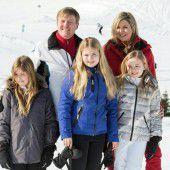 Oranjes adeln Arlberg mit königlichem Besuch