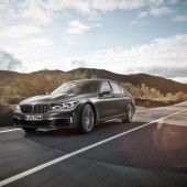 BMW mit neuem Flaggschiff