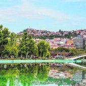 Der Gençlik Parkı in Ankara
