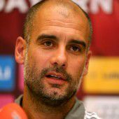 Pep Guardiola fix zu ManCity
