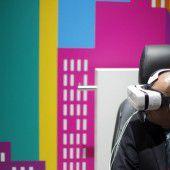 Eintauchen in virtuelle Welten